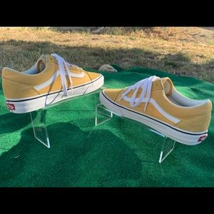 Vans old skool yellow